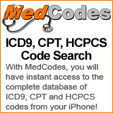 MedCodes from ZipChart, Inc.